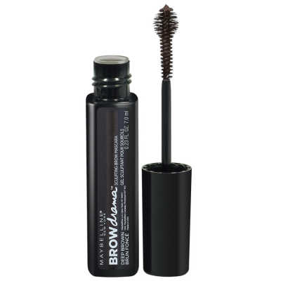 Maybelline Brow Drama Deep Brown - Máscara para Sobrancelhas 7ml