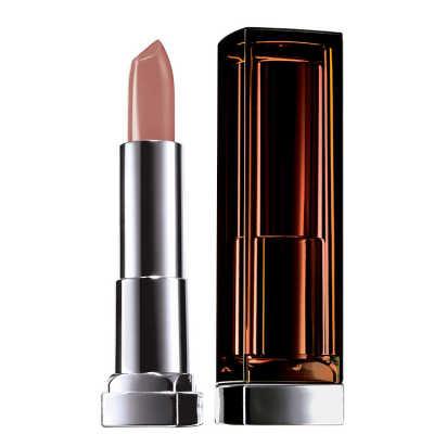 Maybelline Color Sensational Nudes Impecáveis 202 Sozinha Nunca  - Batom Matte 4,2g