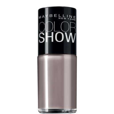 Maybelline Color Show 540 Runway Grey - Esmalte 10ml