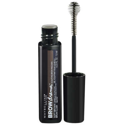 Maybelline Eye Studio Brow Drama Soft Brown - Máscara para Sobrancelhas 7ml
