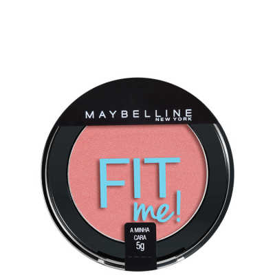 Maybelline Fit Me 02 A Minha Cara - Blush 5g