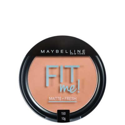 Maybelline Fit Me Cor 150 Claro Especial - Pó Compacto