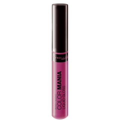 Maybelline Color Mania Liquid 425 Voluptuous Grape - Gloss Labial 7ml