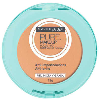 Maybelline Pure Makeup Natural - Pó Compacto 13g