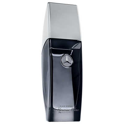 Mercedes-Benz Perfume Masculino Vip Club Black Leather - Eau de Toilette 50ml