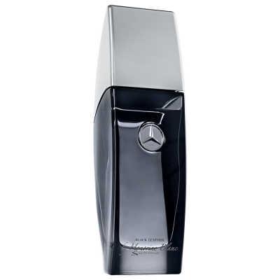 Mercedes-Benz Vip Club Black Leather Eau de Toilette - Perfume Masculino 50ml