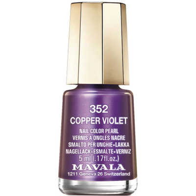 Mavala Mini Color Cooper Violet - Esmalte 5ml