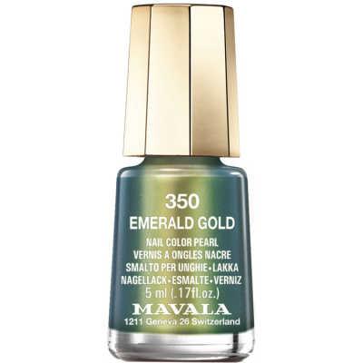 Mavala Mini Color Emerald Gold - Esmalte 5ml