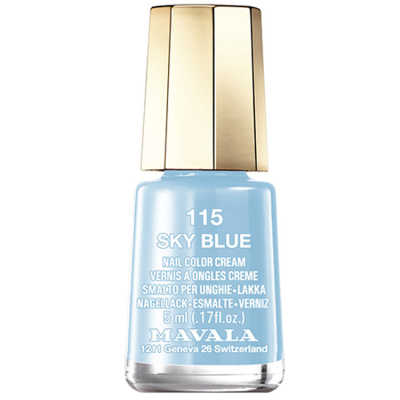 Mavala Mini Color Oasis Sky Blue - Esmalte 5ml