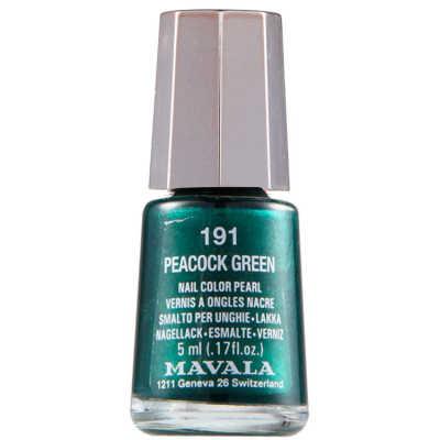 Mavala Mini Color Peacock Green - Esmalte 5ml