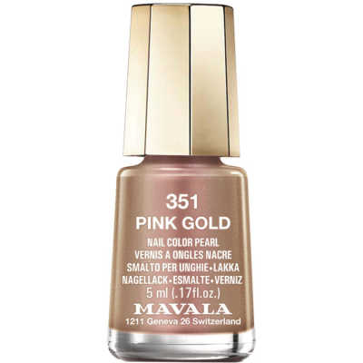Mavala Mini Color Pink Gold - Esmalte 5ml