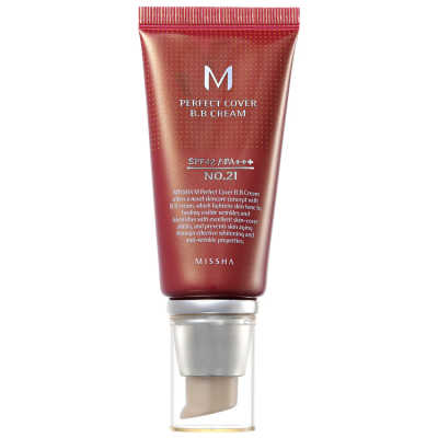 Missha M Perfect Cover Nº 21 Light Beige - BB Cream 50ml