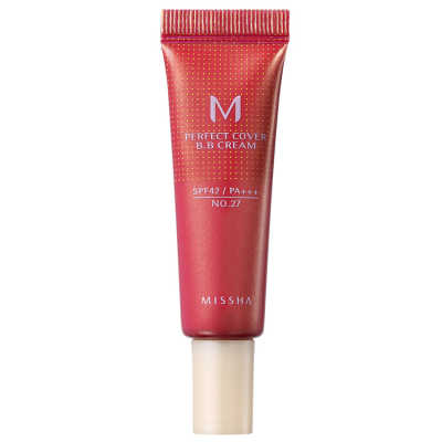 Missha M Perfect Cover Nº 27 Honey Beige - BB Cream 10ml