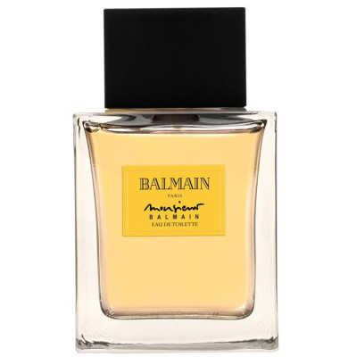Balmain Perfume Masculino Monsieur - Eau de Toilette 100ml