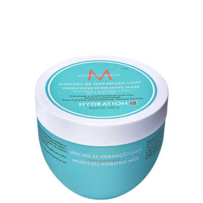 Moroccanoil Hydration Weightless Hydrating Mask - Máscara de Tratamento 500ml
