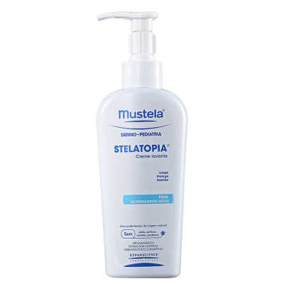 Mustela Dermo-Pédiatrie Stelatopia Crème Lavante - Creme de Limpeza 250ml