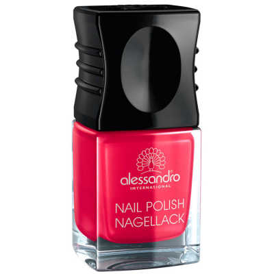 Alessandro Nail Polish Berry Red - Esmalte 10ml
