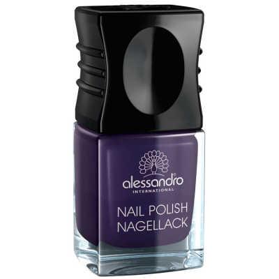 Alessandro Nail Polish Blue Nuit - Esmalte 10ml