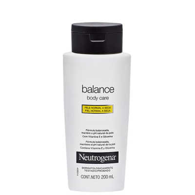 Neutrogena Body Care Balance - Hidratante Corporal 200ml