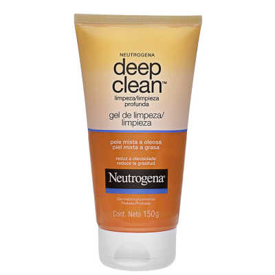 Neutrogena Deep Clean - Gel de Limpeza 150g