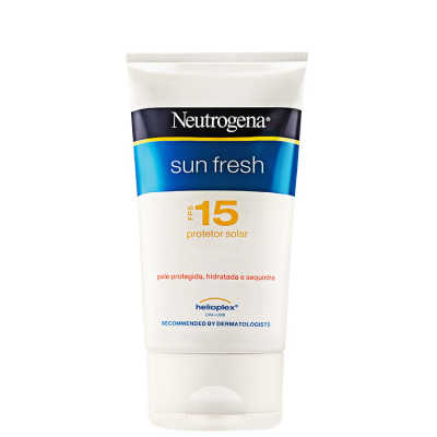 Neutrogena Sun Fresh FPS 15 - Protetor Solar 120ml