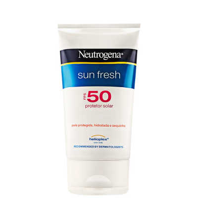 Neutrogena Sun Fresh FPS 50 - Protetor Solar 120ml