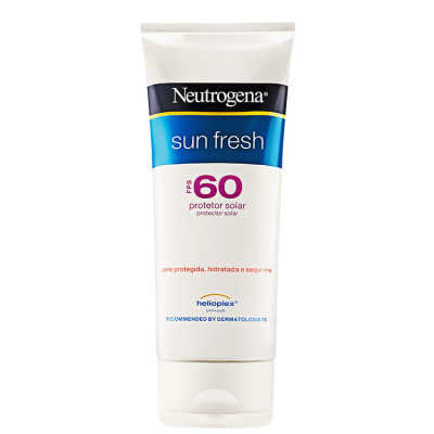 Neutrogena Sun Fresh FPS 60 - Protetor Solar 200ml