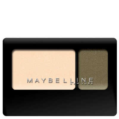 Maybelline New Expertwear Eyeshadow Sunkissed Olive - Duo de Sombras 2,4g