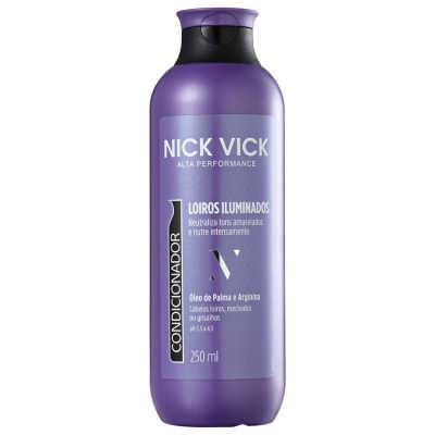 Nick & Vick PRO-Hair Loiros Iluminados - Condicionador 250ml