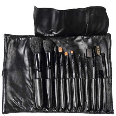 Océane Femme Ale de Souza Brushes Makeup Kit - Estojo de Pincéis