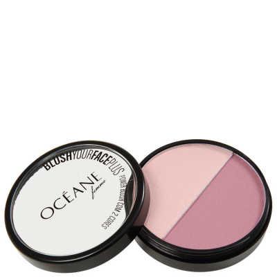 Blush Your Face Plus Purple - Blush 7,2g