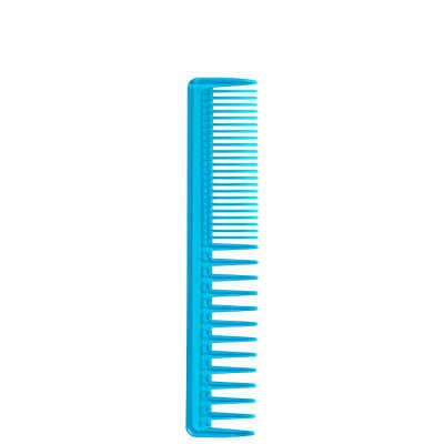 Color Comb Slim Azul - Pente