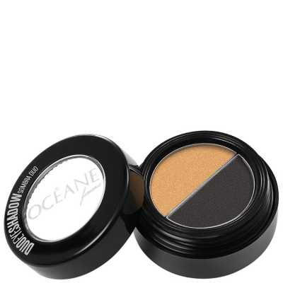 Océane Femme Duo Eye Shadow Sombra Duo #Black #139 - Sombra 1,8g
