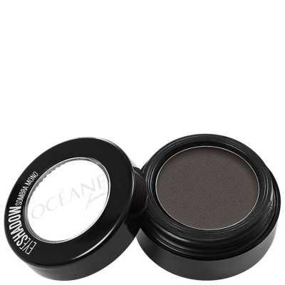 Océane Femme Eye Shadow Sombra Mono Black Matte - Sombra 1,8g