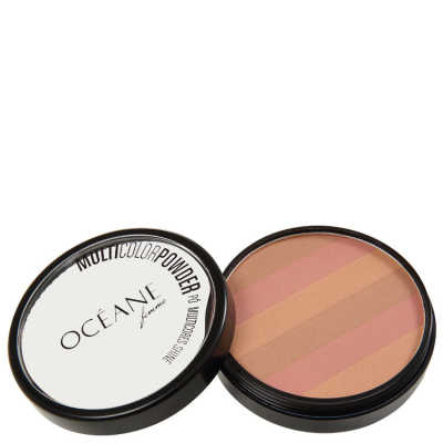 Multicolor Powder Bronzer - Pó 3 em 1 7,2g