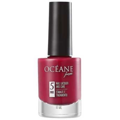 Océane Femme Nail Lacquer And Care Pigalle - Esmalte 10ml