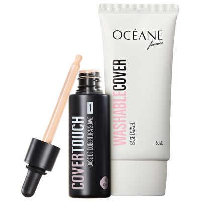 Océane Femme Perfect Cover 1 Kit (2 Produtos)