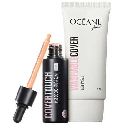 Perfect Cover 3 Kit (2 Produtos)