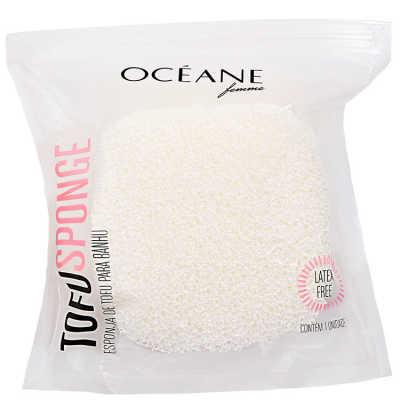 Océane Femme Tofu Sponge - Esponja para Banho