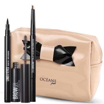 Océanne Femme Line My Eyes Brow Glamourise Starlet Kit (4 Produtos)