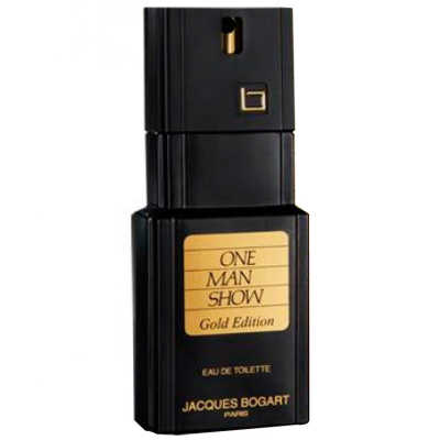 Jacques Bogart Perfume Masculino One Man Show Gold Edition - Eau de Toilette 100ml