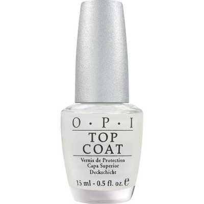 OPI Ds Top Coat - Cobertura Brilhante 15ml