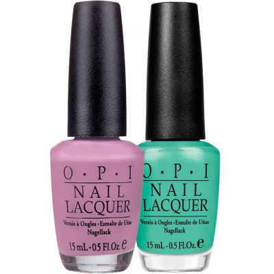 OPI Lilac Mermaid Kit (2 Produtos)