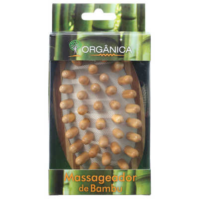 Orgânica Bambu Anticelulite - Massageador