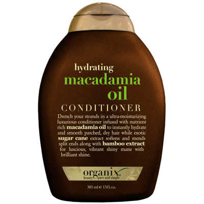 Organix Macadamia Oil Conditioner - Condicionador 385ml