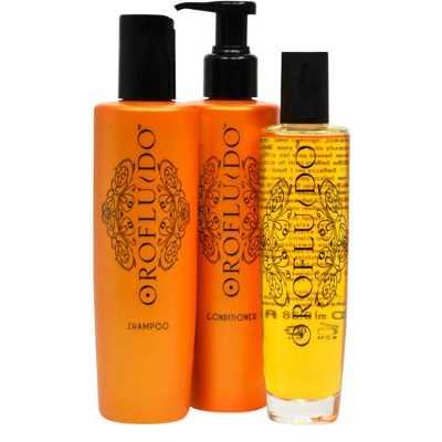 Orofluido Elixir Kit (3 Produtos)