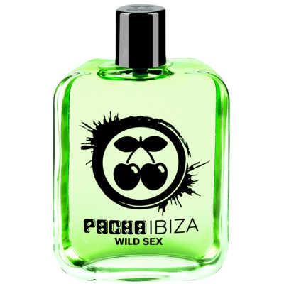 Pacha Ibiza Wild Sex Perfume Masculino - Eau de Toilette 30ml
