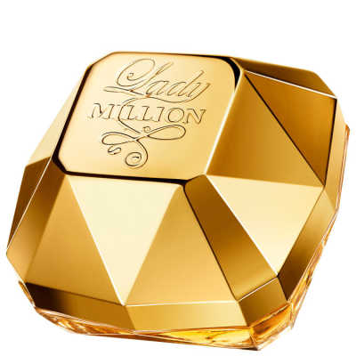 Paco Rabanne Lady Million Perfume Feminino - Eau de Parfum 50ml