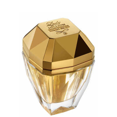 Lady Million Eau My Gold! Paco Rabanne Eau de Toilette - Perfume Feminino 50ml