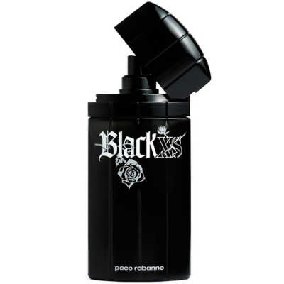 Black XS For Him Paco Rabanne Eau de Toilette - Perfume Masculino 30ml
